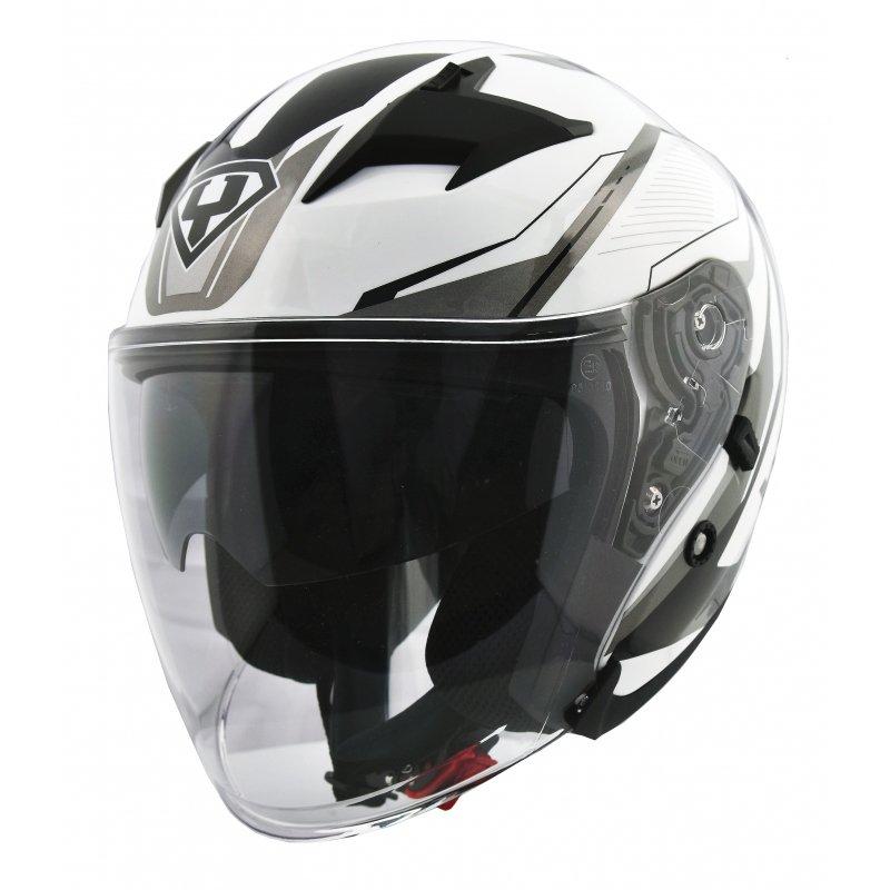 Helma na motorku YOHE