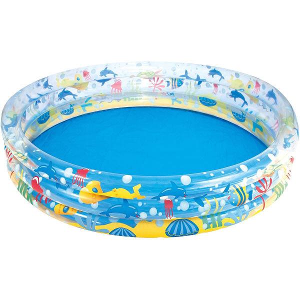 Dětský nafukovací nadzemní kruhový bazén Bestway