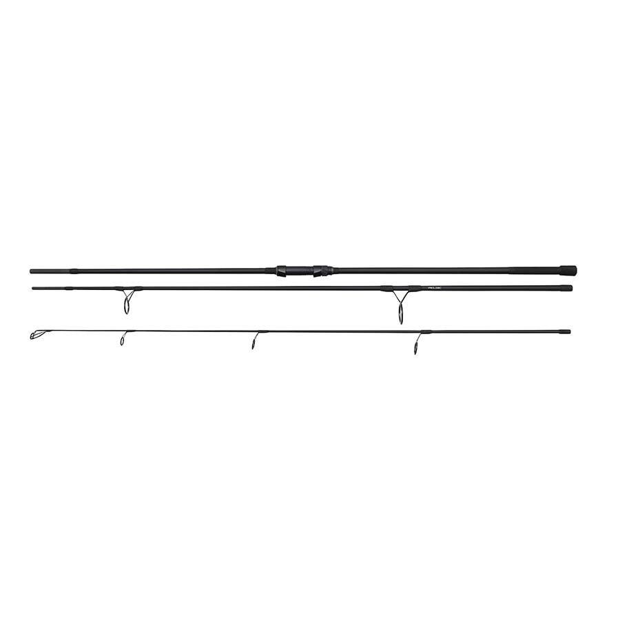 Kaprový prut - Prologic Prut Custom Black 3,6m 3lb 50mm 3díl