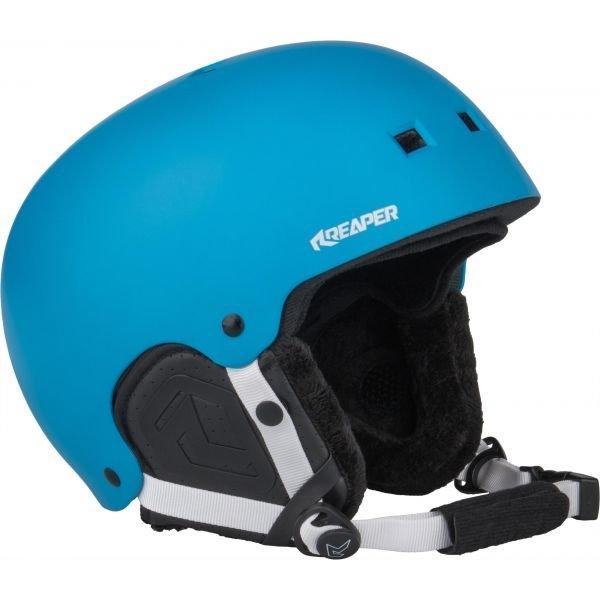 Modrá pánská helma na snowboard Reaper