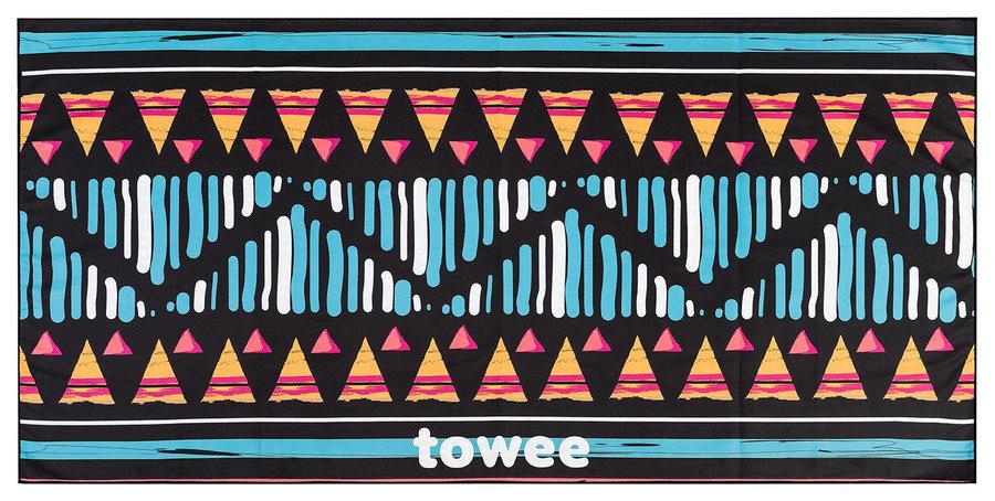 Ručník - Rychleschnoucí ručník Towee Indian Summer 70 x 140 cm