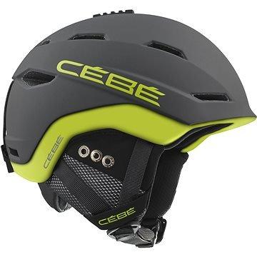 Šedá pánská lyžařská helma CÉBÉ
