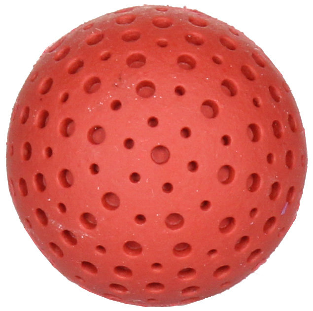 Červený ricochetový míček H2Pro Ricochet