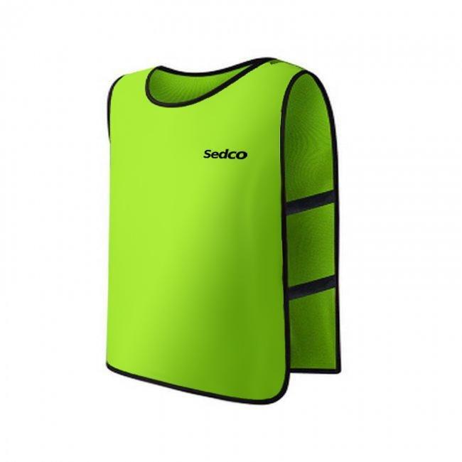 Zelený rozlišovací dres Sedco - univerzální velikost