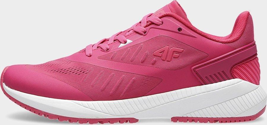 Růžové dámské tenisky 4F