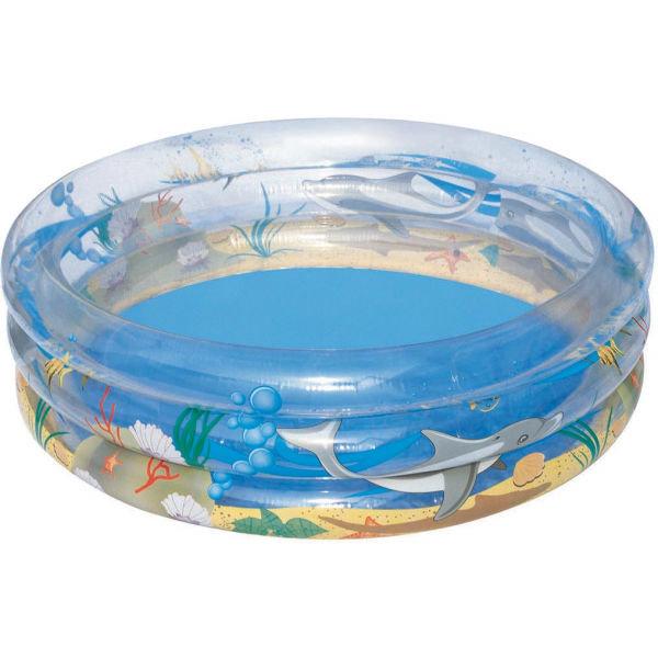 Dětský nafukovací nadzemní kruhový bazén Bestway - průměr 170 cm a výška 53 cm