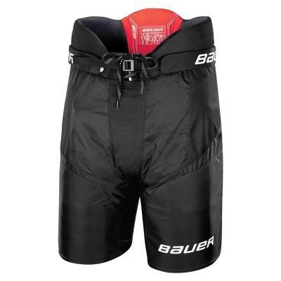 Černé hokejové kalhoty - senior Bauer - velikost S