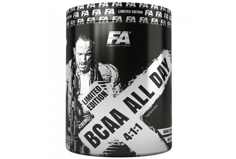 """BCAA Fitness Authority """"žvýkačka"""" - 340 g"""