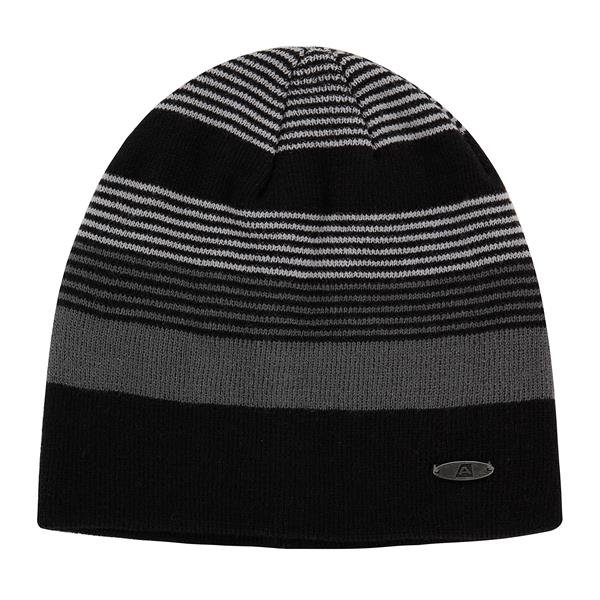 Šedá pánská zimní čepice Alpine Pro - univerzální velikost