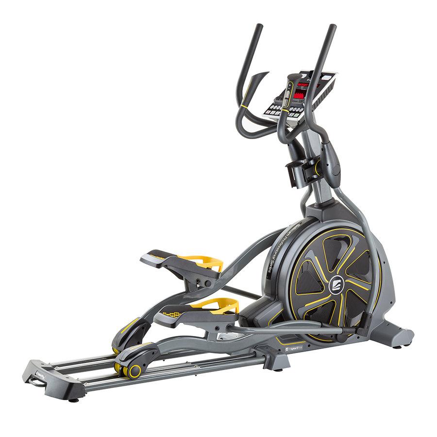 Elektromagnetický eliptický trenažér Galicum, inSPORTline - nosnost 150 kg