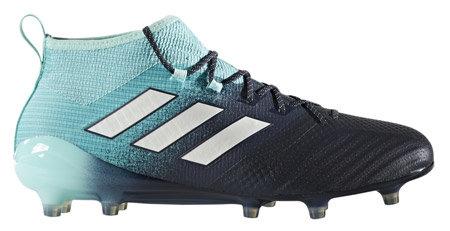 Černo-modré kopačky lisovky Ace 17.1 FG, Adidas - velikost 44 EU