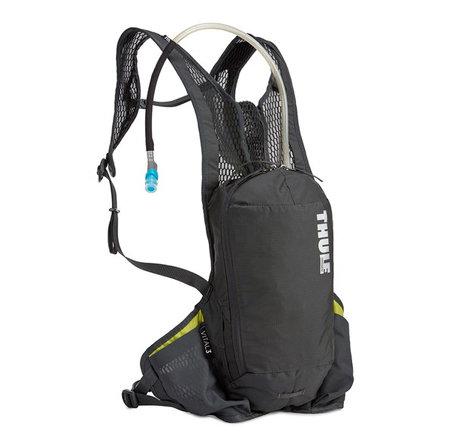 Černý cyklistický batoh Vital, Thule - objem 3 l