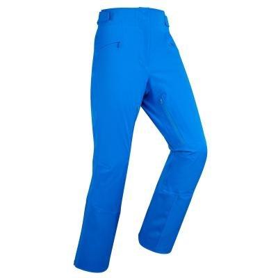 Modré dámské lyžařské kalhoty Wed'ze