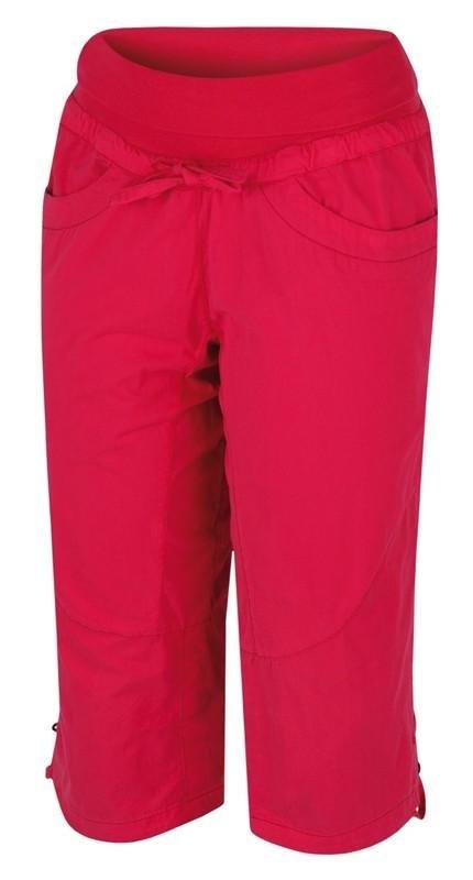 Červené dámské kraťasy Hannah - velikost 34