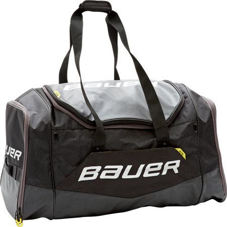 Černá taška na hokejovou výstroj - junior Bauer