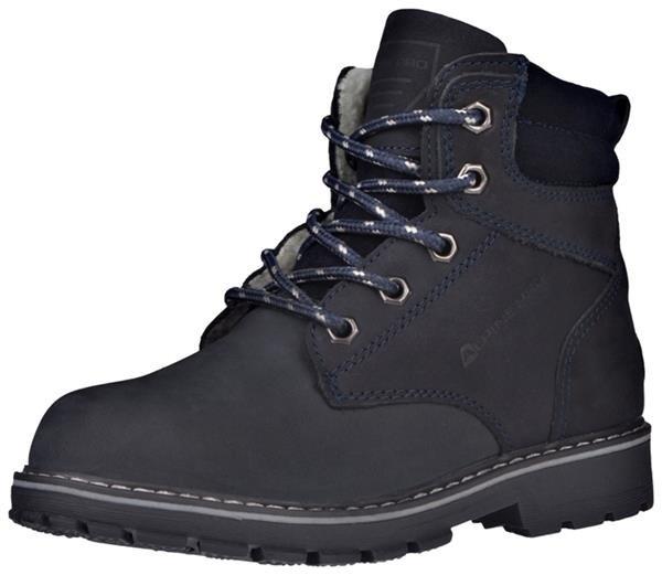 Modré dětské dámské zimní boty Alpine Pro - velikost 29 EU