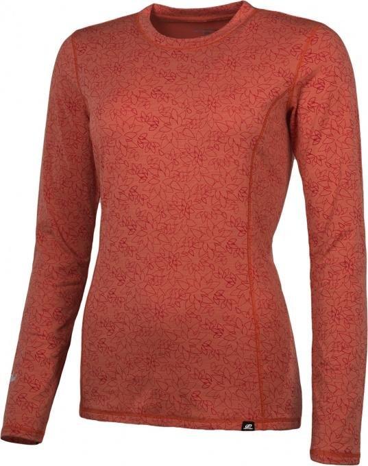 Funkční tričko - Hannah COTTONET L 24 Hot coral (red) Velikost: 42