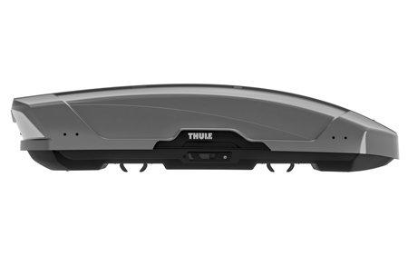 Střešní box - Střešní box Thule Motion XT L lesklý stříbrný