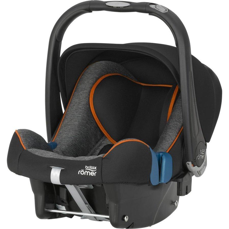 Černo-šedá dětská autosedačka Plus, Britax - nosnost 13 kg