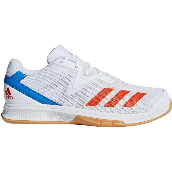 Bílé pánské boty na házenou Adidas