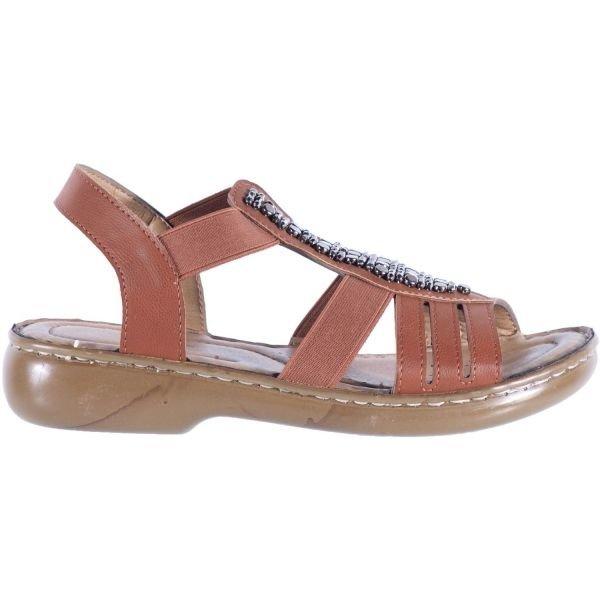 Hnědé dámské sandály Avenue