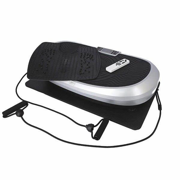 Vibrační plošina s gumovými expandéry SVP16, SKY - nosnost 120 kg