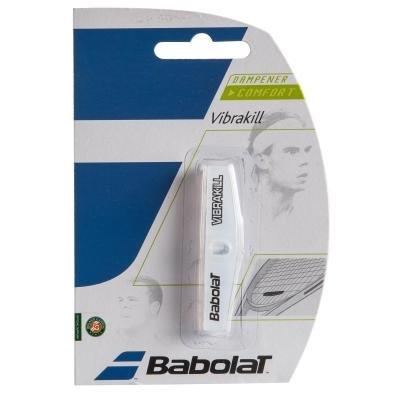 Bílý vibrastop Babolat