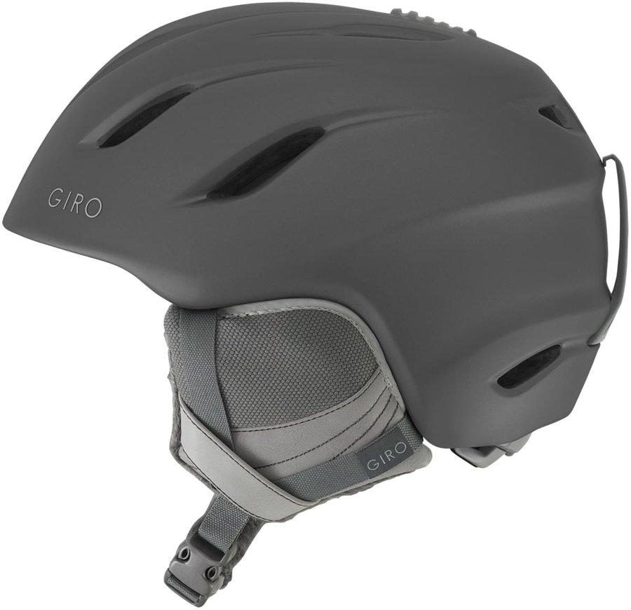 Šedá dámská helma na snowboard Giro - velikost S