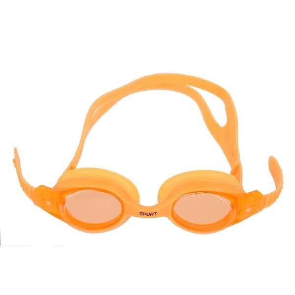 Oranžové plavecké brýle SIL-20 AF, SPURT
