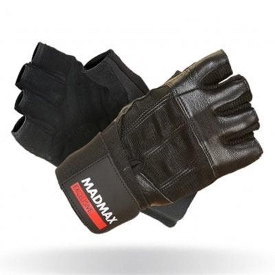 Černé pánské fitness rukavice Mad Max