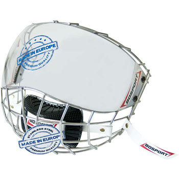 Hokejová mřížka - Mřížka + plexi Bosport Convex SR