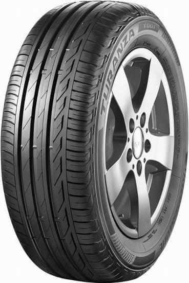 Letní pneumatika Bridgestone - velikost 215/50 R17
