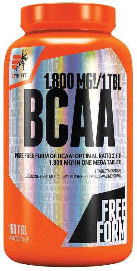BCAA - Extrifit BCAA 1800 mg 150 tablet