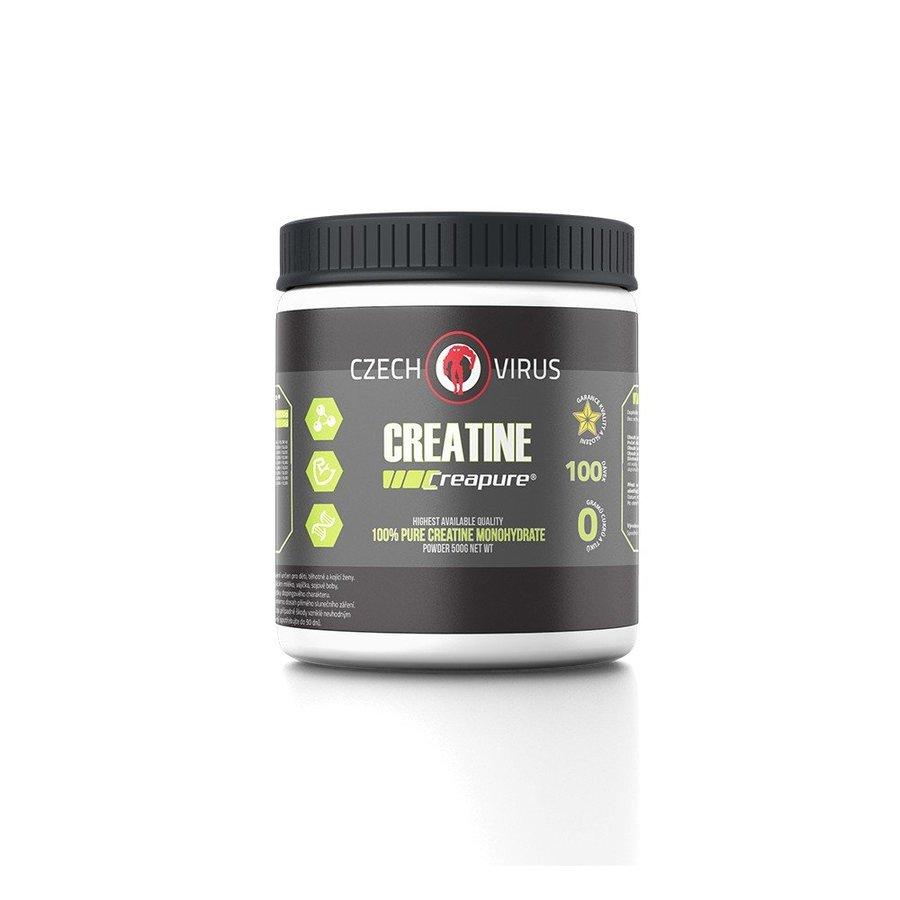 Kreatin - Czech Virus Creatine Creapure 500 g