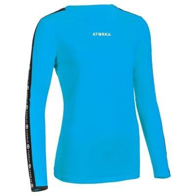 Modrý dámský házenkářský dres Atorka - velikost XS