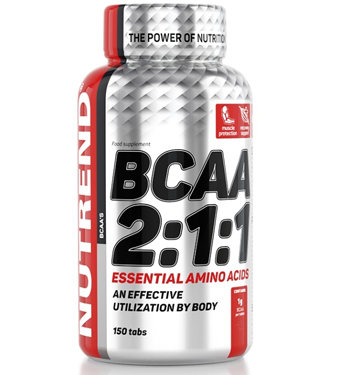 BCAA - Nutrend Bcaa 2:1:1 150 tablet