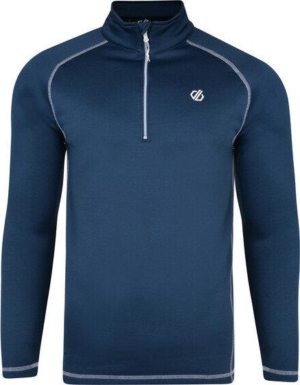 Modré pánské funkční tričko s dlouhým rukávem Dare 2b