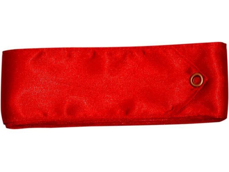 Červená gymnastická stuha Sedco - délka 6 m