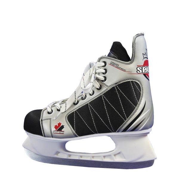 Hokejové brusle Ice Pro, SPARTAN SPORT - velikost 41 EU