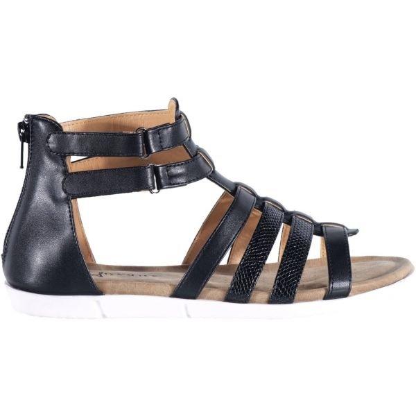 Černé dámské sandály Avenue