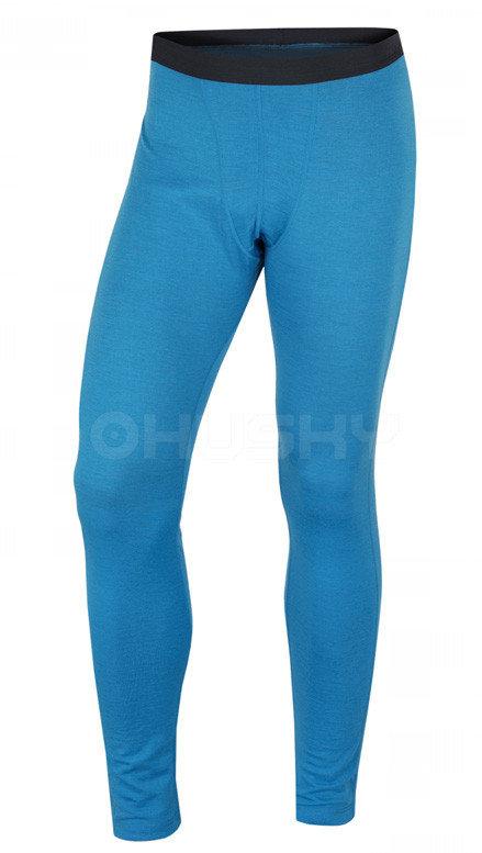 Modré pánské funkční kalhoty Husky - velikost XXL