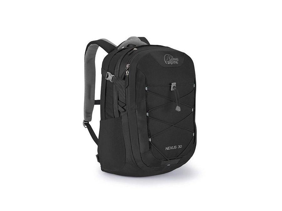 Černý turistický batoh Lowe Alpine - objem 30 l