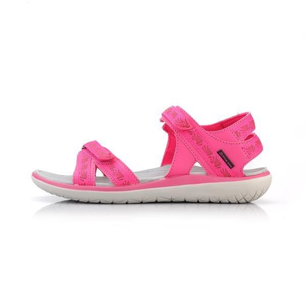 Růžové dámské sandály Alpine Pro - velikost 37 EU