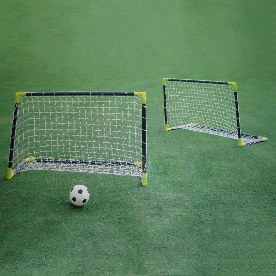 Dětská fotbalová branka Spartan - šířka 76,5 cm a výška 66,5 cm