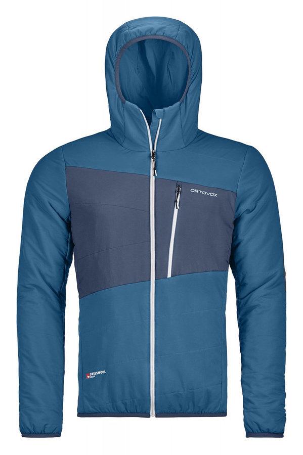 Modrá pánská bunda Ortovox