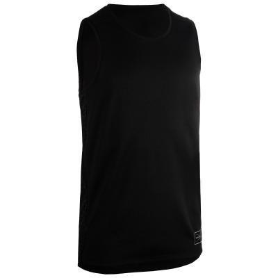 83644cbcd744 Černý unisex basketbalový dres Tarmak - velikost 4XL
