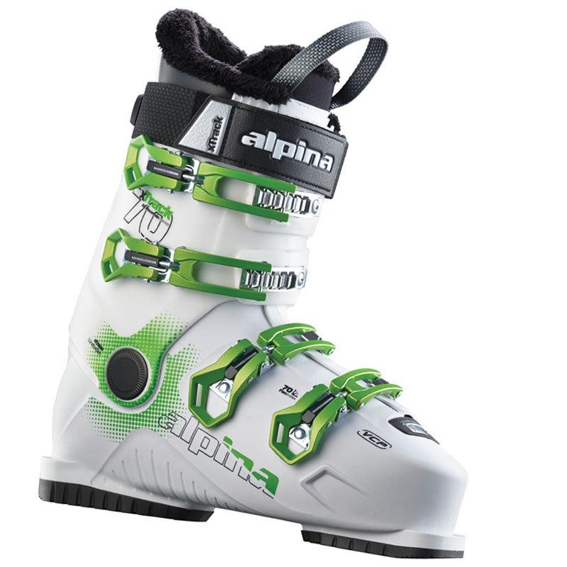 Dámské lyžařské boty Alpina
