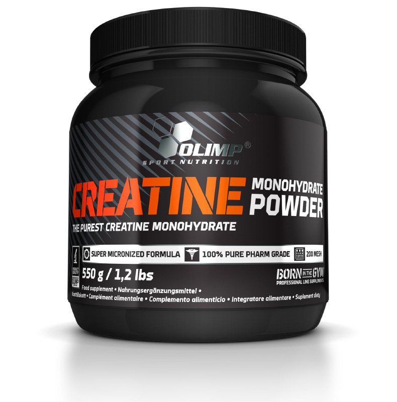 Monohydrát Olimp Sport Nutrition - 550 g