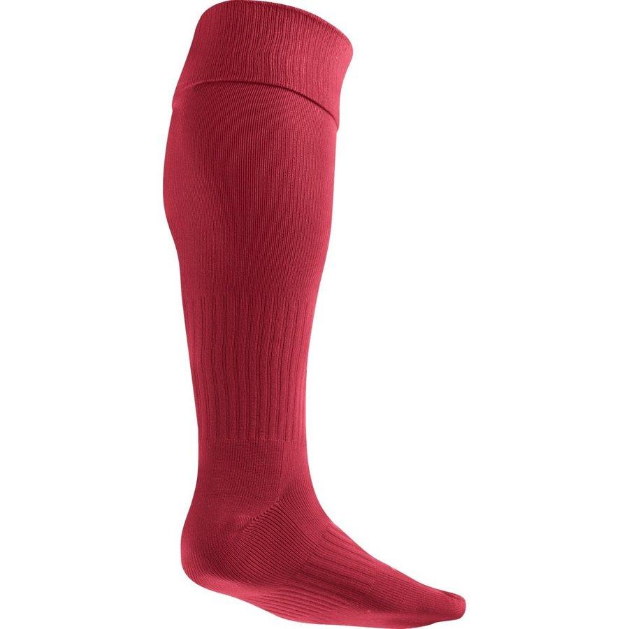 Červené fotbalové štulpny Classic Football Dri-Fit, Nike - velikost M
