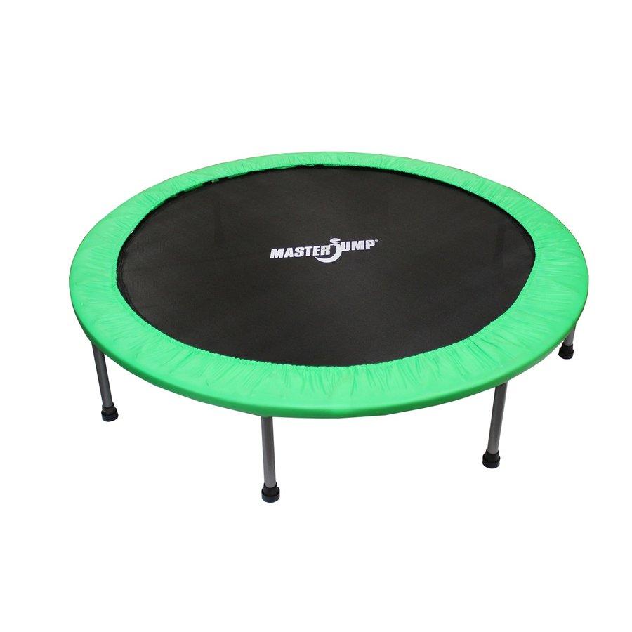 Kruhová fitness trampolína Masterjump - průměr 122 cm